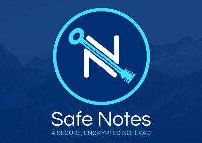 Vorhaben Safe Notes
