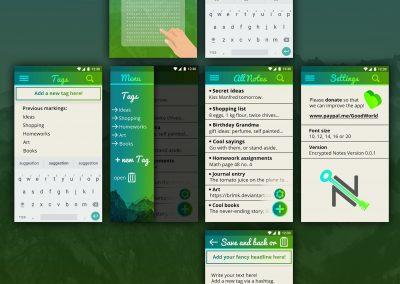 App Entwurf