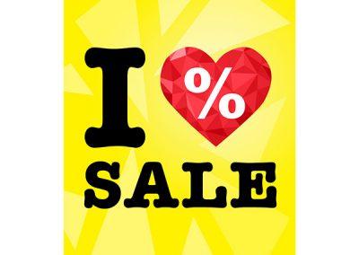 Poster Design Sale