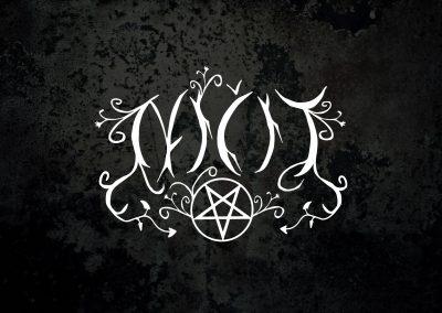 Logo für eine Musikgruppe